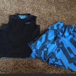 Boy Nike set